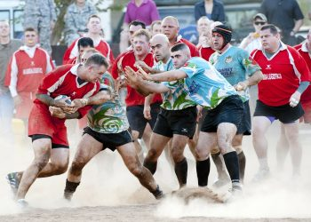 Exercises For Rugby Players – Drills And Training You Should Apply